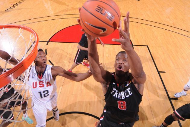 Damien Inglis NBA Draft 2014: Highlights, Scouting Report for Bucks Rookie