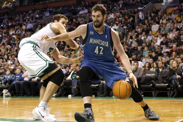 Why Kevin Love Should Force His Way to Boston Celtics