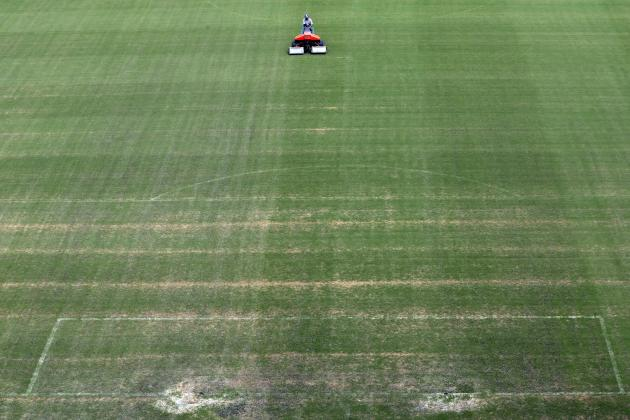 Pitch Concerns in Manaus Ahead of England vs. Italy Clash