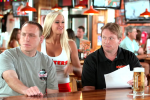 Gruden, Daly Star in Hooters World Cup Ad