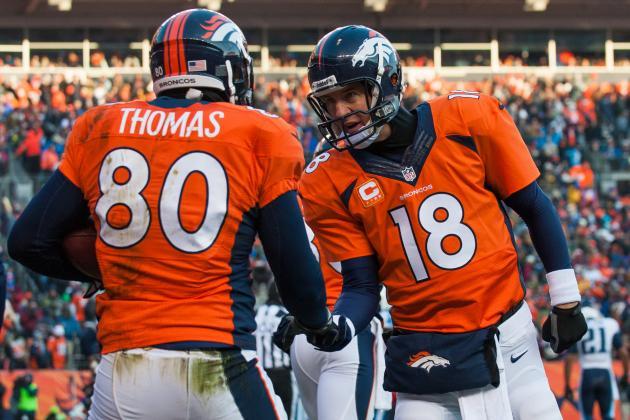 Julius Thomas: Peyton's Age Doesn't Create Pressure to Win