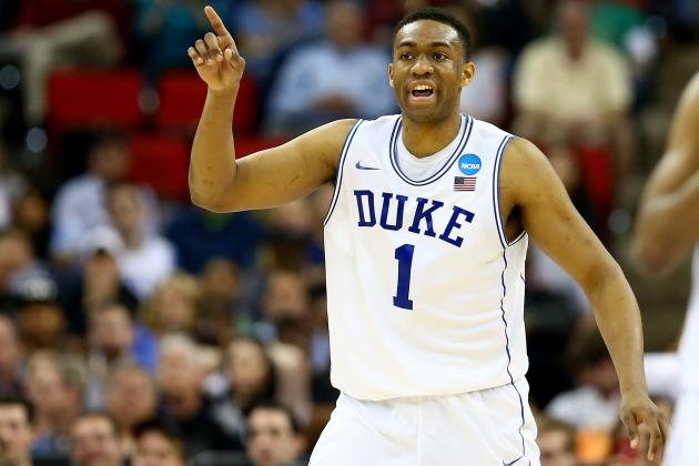 2014 NBA Mock Draft: Complete Projections for Every Prospect in 1st Round