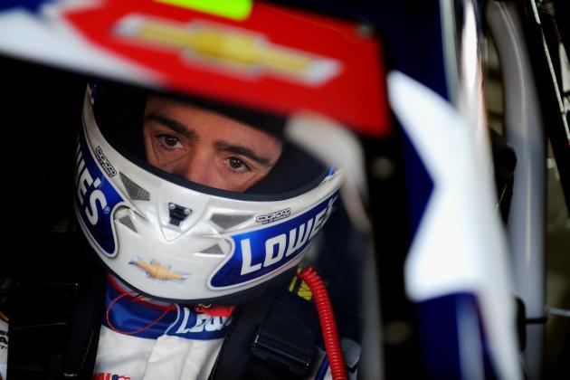 FYI WIRZ: NASCAR and NHRA Champs Jimmie Johnson, Jeg Coughlin Share Grit