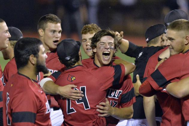 College Baseball World Series 2014: Full Schedule and Preview for Day 1
