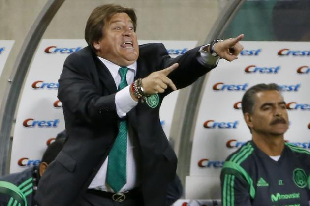 5 Key Questions for Miguel Herrera Ahead of Mexico's World Cup Opener