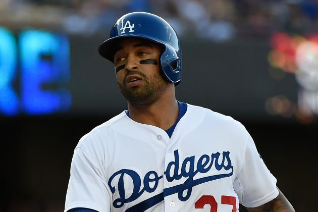Matt Kemp Ejected vs. Reds