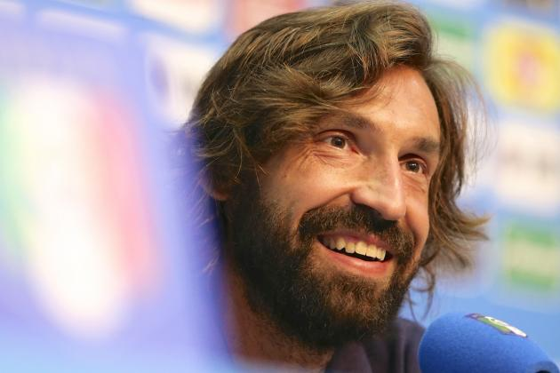Andrea Pirlo Comments on His Future with Italian National Team