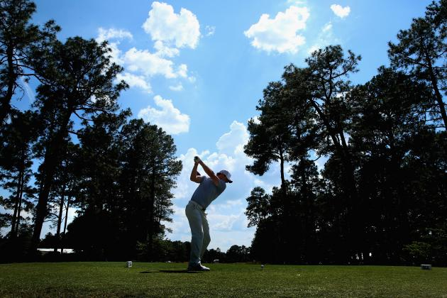 US Open Leaderboard 2014: Updating Results and Standings for Day 1