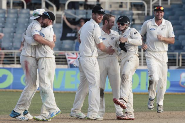 West Indies vs. New Zealand, 1st Test: Day 4 Video Highlights, Scorecard, Report