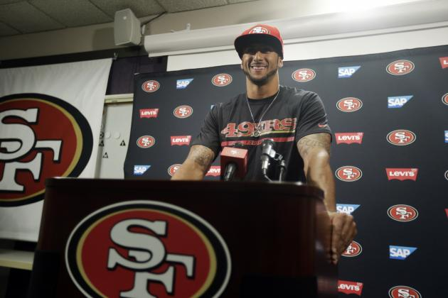 Breaking Down the Potential Impact of Colin Kaepernick's New Contract