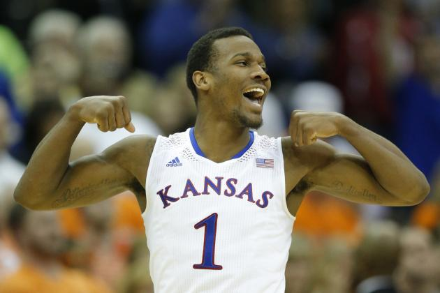 More Mature Wayne Selden Ready to Lead Hungry Kansas in 2014-15 Season