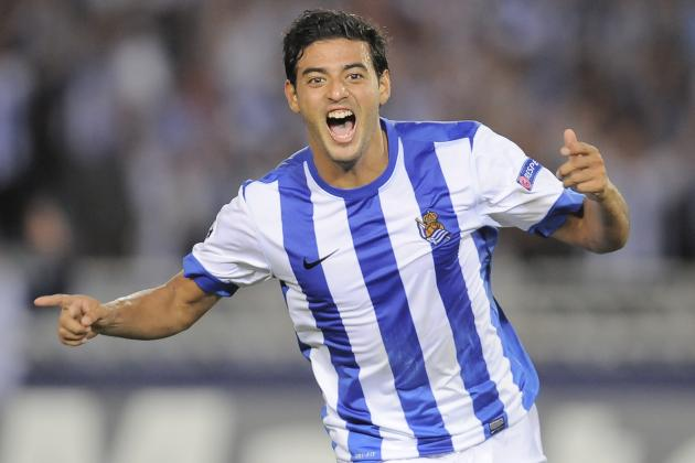 Is Reported Return of Carlos Vela Really a Step Forward for Arsenal?