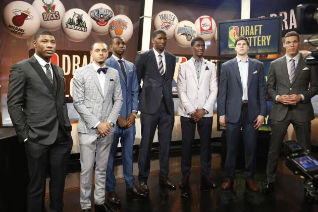 NBA Mock Draft 2014: Breaking Down the Entire 1st Round