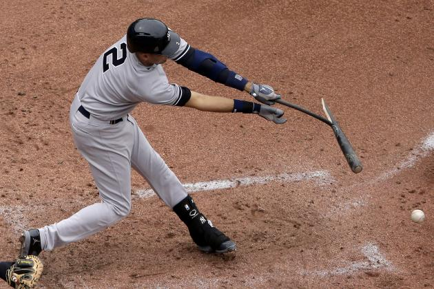 Derek Jeter's Struggles Show He's Making the Right Call in Retirement