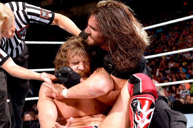 Daniel Bryan vs. Seth Rollins Could Be the Next Great WWE World Title Rivalry