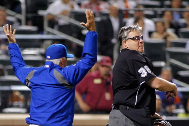 Mets Beaten 3-1 by Milwaukee Brewers as Terry Collins Gets Ejected