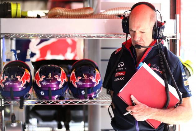 How Adrian Newey's Gradual Exit from Red Bull and Formula 1 Shakes Up the Grid