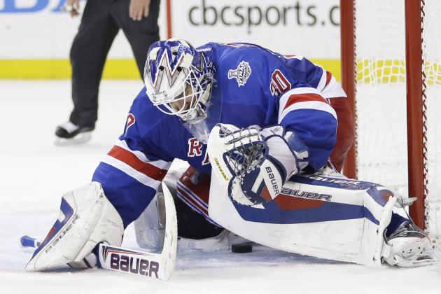 Stanley Cup Playoffs 2014: Schedule, Prediction for Rangers vs. Kings Game 5