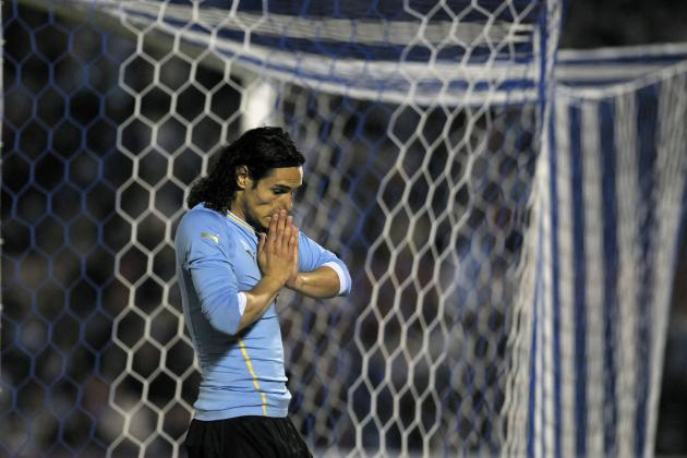 Manchester United Transfer News: Edinson Cavani Wage Demands Scupper Move