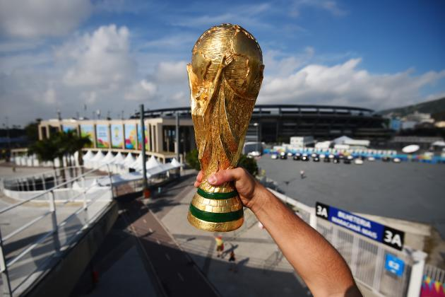 Daily Talking Point Debate: Who Will Win the 2014 World Cup?