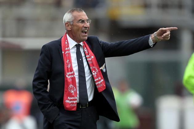 Edy Reja Confirms Lazio Exit