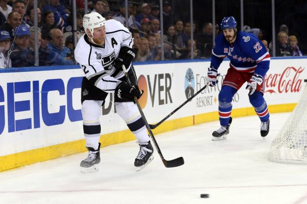Stanley Cup Final 2014: Updated Odds, Predictions for Rangers vs. Kings Game 5