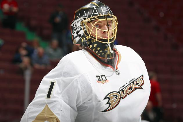Jonas Hiller to Flames: Latest Contract Details, Analysis and Reaction