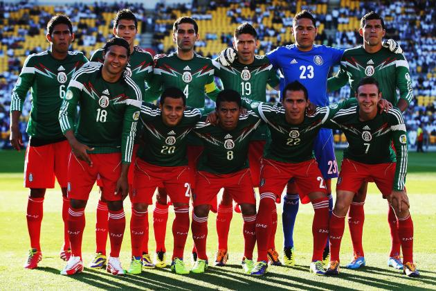 Mexico vs. Cameroon: Date, Time, Live Stream, TV Info and 2014 World Cup Preview