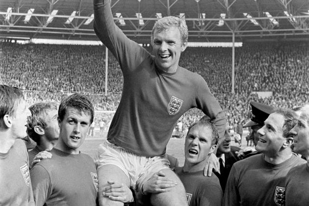 Picking England's All-Time Greatest World Cup XI