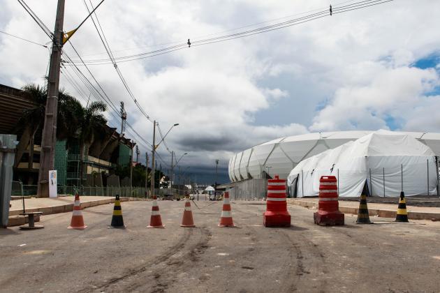 Manaus as a World Cup metaphor