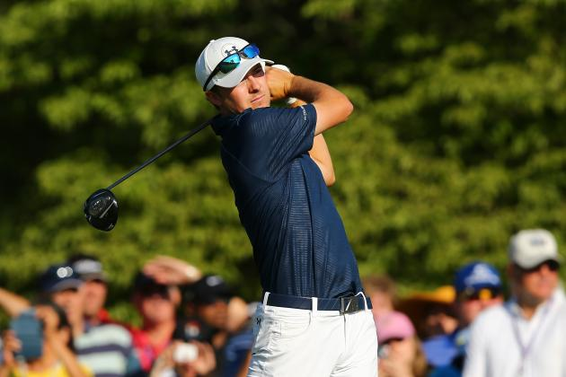 US Open Golf 2014: Live Updates for Day 1 Leaderboard Scores