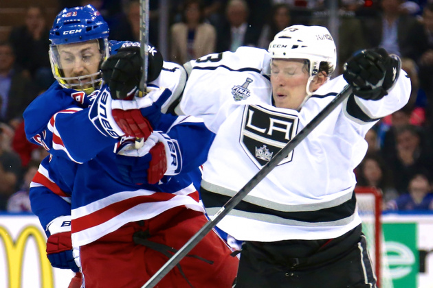 Confident Kings Won't Waver After Rangers Gain Momentum with Game 4 Win