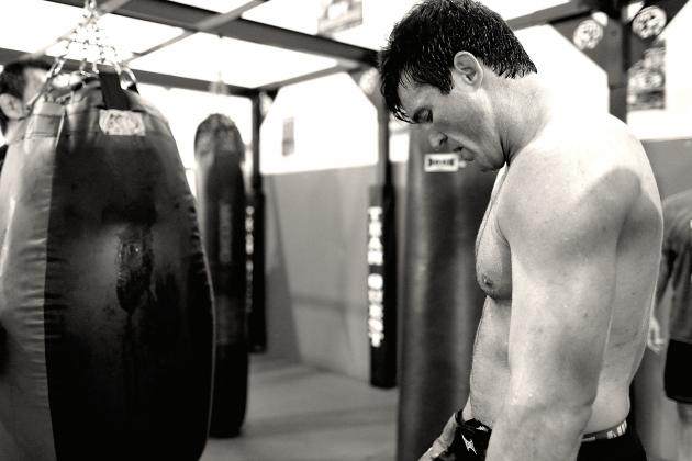 Infamous Troll or Gutsy Contender: How Will Chael Sonnen Be Remembered?