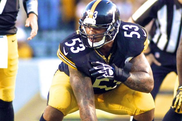 Maurkice Pouncey, Steelers Agree on New Contract: Latest Details and Reaction