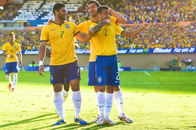 B/R Experts' World Cup Predictions: Brazil 2014 to Kick off with a Bang