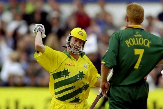'How Does It Feel to Drop the World Cup?': Reliving 1999 Cricket World Cup Quote