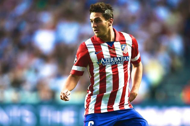 Koke Rules out Manchester United and Barcelona Transfers, Staying at Atletico