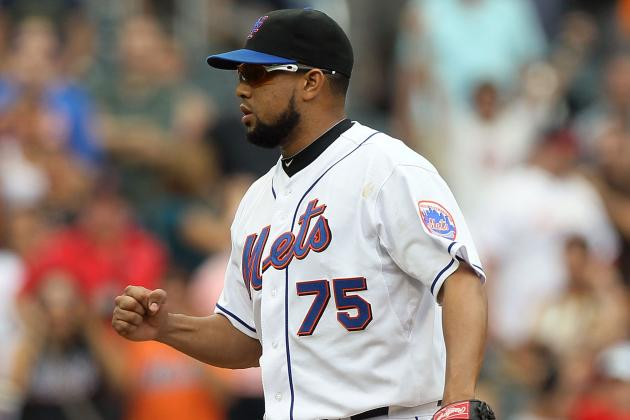 Francisco Rodriguez Won't Rule out Return to Mets