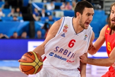 Vasilije Micic NBA Draft 2014: Highlights, Scouting Report for 76ers Guard