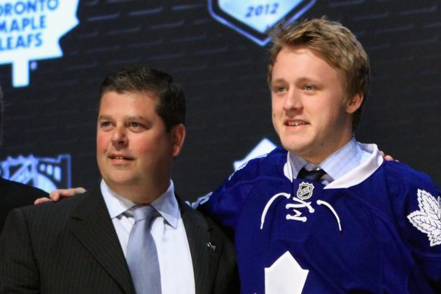 Siegel: Nonis Updates Leafs' Draft Shuffle, Coaching Search