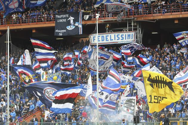 Sampdoria Sold to Ferrero