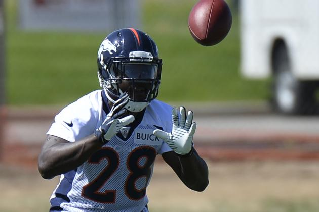 Montee Ball Emerging as a Leader in Denver's Backfield