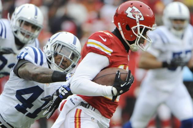 Chiefs' Donnie Avery Shows His Big-Play Ability