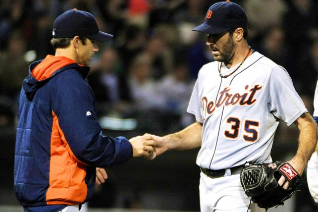 What's Causing Justin Verlander's Fall from Ace Power Pitcher to Ordinary?