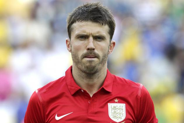 Why England Made a Mistake Taking Frank Lampard over Michael Carrick