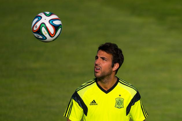 Chelsea Transfer News: Twitter Reacts to Cesc Fabregas Announcement