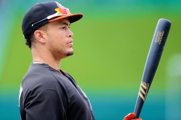 Giancarlo Stanton Is MLB's Most Prolific Power Hitter