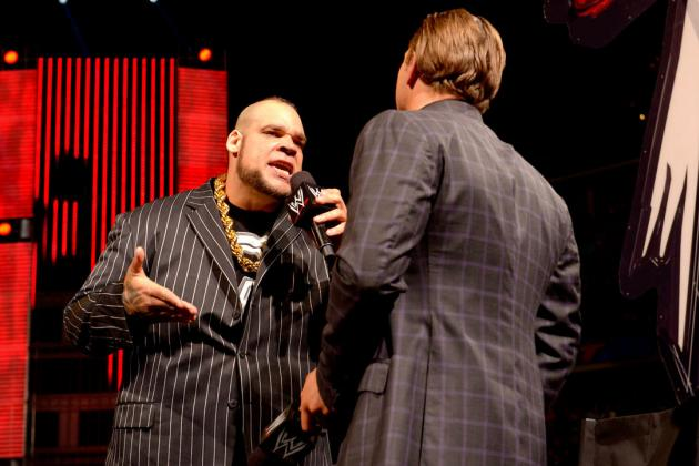 Brodus Clay, Teddy Long Among Superstars Released by WWE