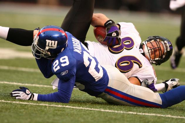 Baltimore Ravens Hire Ex-Giant Sam Madison as Part of Bill Walsh NFL...