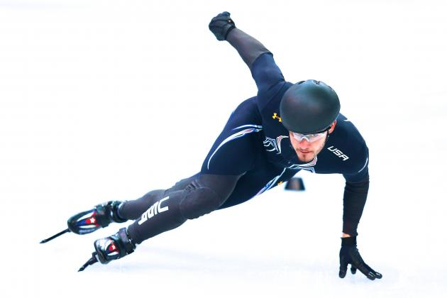 Olympic Speed Skater Eddy Alvarez Signs with Chicago White Sox